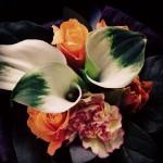 男性へ贈りました!ブーケタイプの花束!シンプル!