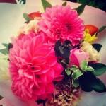 卒業、退職、3月はたくさんの花束のプレゼント!